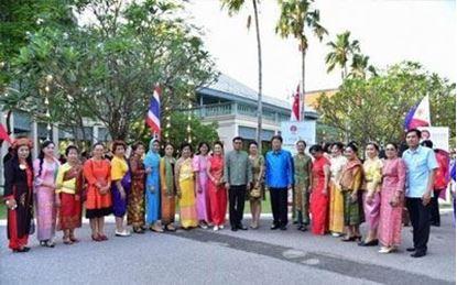 Picture of นครปฐม เปิดนิทรรศการ Asean Thailand 2019 At Nakhonpathom